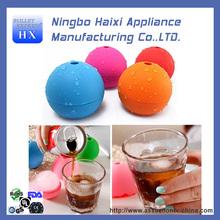 utilidad de bola de hielo de silicona