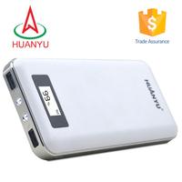 2015 New External mobile power bank 20000mah portable rohs power bank charger extenal batteries portable chargers