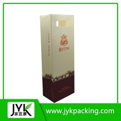 2015 High quality paper wine bag made in trade assurance supplier