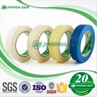 100 temp resist spraying factroy export directly cheap wholesale masking tape China