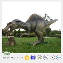 Electric Superior Animatronic Dinosaur Model
