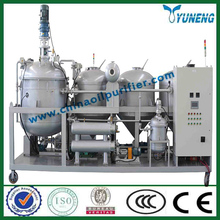 Used engine oil to diesel Distillation recycling machine