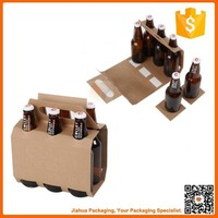 6 pack wine carriers for 330ml bottle
