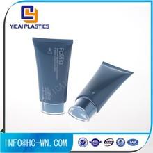 Projeto original espuma Facial pequeno tubo de plástico