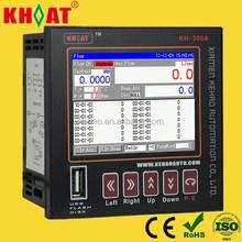 KH300AL: Economic 6 Channel Flow Totalize Paperless Recorder