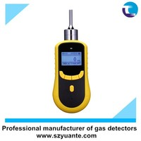 Portable built-in sampling pump ozone gas o3 meter