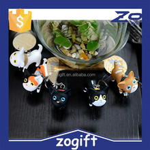 ZOGIFT Cute Calico Kitten Cat with Bell Keychains Keychain Store/cheap sex toys with prices