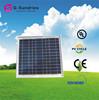 High efficiency good quality 12v 30w solar panel price