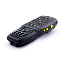 Warehouse management Handheld terminal with 1d 2d barcode scanner with wifi/3G/Bluetooth/camera/NFC reader optional functions
