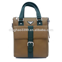 Most Popular High Quality Beautiful Mens Genuine Leather Briefcase