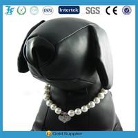 Pink Velvet & Diamond Sweetheart~Rhinestone Pet Dog Cat Collar Small