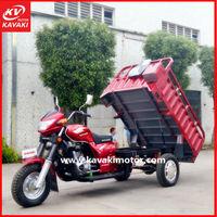 2014 Hot Popular New Petrol Motorized 200CC Three Wheels Electric Scooters
