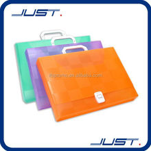 2015 new design plastic fire resistant document bag with professional printing