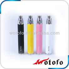 Best selling variable voltage electronic cigarette free sample free shipping ego twist e cig