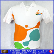 Custom Cheap Promotional Polo Shirt/Polo T Shirst Wholesale China