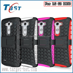 dual armor stand case for LG G3 D850
