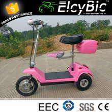 2015 three wheel electric scooter with seat for adults(E-SK03C)