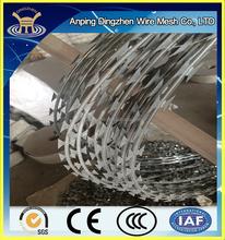 razor wire easy installation for sale (factory)