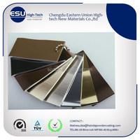 Manufacturer free sample guaranteed quality rough finish epoxy polyester powder coating