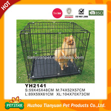 Sale!!! High Quality Material Wholesale Large Metal Dog House Cage, Metal Dog Cage