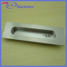 China S.R.I stainless steel material flush drawer pull