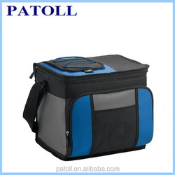 Wholesale cheap insulated Thermal portable carry insulated gym picnic thermostat bag cooler bag,food cooler bag