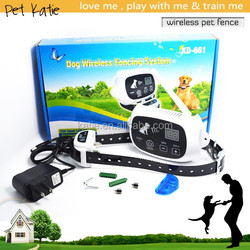 2015 New Arrival Pet Safety Wireless Outdoor Dog Fence for Sale