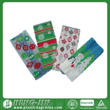 Plastic bulk bag Plastic candy packing bag Plastic christmas gift bags