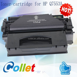 Toner cartridge for hp Q7553A ink cartridge for hp 2015 printer For HP P2015 2014