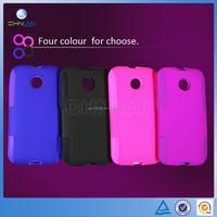 For Motorola Moto E Dual Armor PC Silicone Combo Phone Case Mix Color