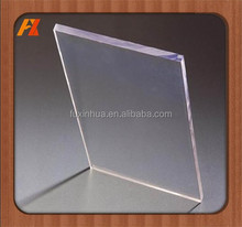 Polycarbonate/PC plastic sheet in heat resistant transparent sheet