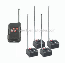 Distributed Fireworks Wireless Firing System AlphaFire 4Q / Looking for Agents / Distributors