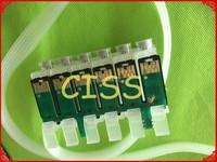Fast delivery.Ciss for Epson Stylus Photo PX700W PX710W PX800FW PX810 PX650 PX50