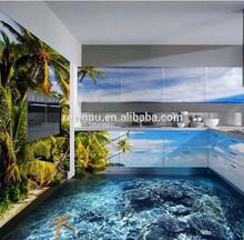 bathroom tiles 3d ceramic floor tile