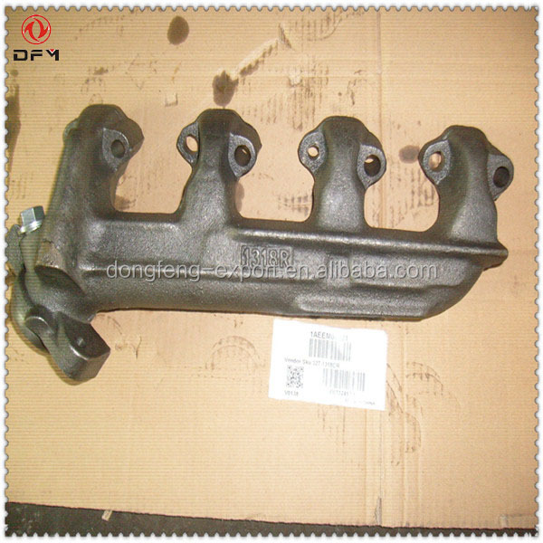 Best Sell Truck Aluminum Exhaust Manifold With Different