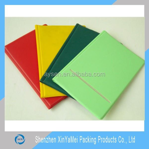 フォルダ形状とpvc素材レバーアーチファイル