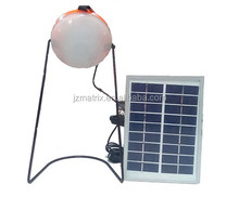 Solar star small led light system with atomization lamp