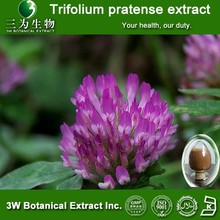 Trifolium pratense extract , Red Clover Extract Isoflavone 2.5%-40%, Formononetin 98%