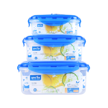 clear plastic food container with lid,vacuum food container,stackable silicone storage container