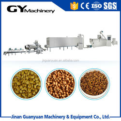 Tasty healthy dog pet chewing food production line