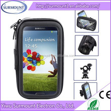Bicycle Bike Cycling Handlebar Waterproof phone Bag Pouch Case for iphone Cell Phone Samsung