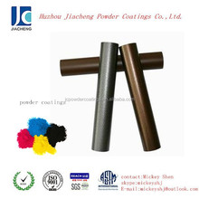 cheap metallic gold powder coating paint with ROHS standard