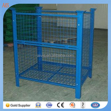 High Quality Q235 Steel Wire Mesh Cage, Storage Equipment