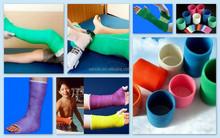 orthopaedic casting tape bandage with FDA certificate OEM manufacturer