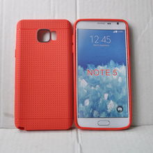 Honeycomb Silicone TPU Case for Samsung Galaxy Note 5 case