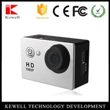 Factory original mini waterproof full hd 1080p dv 60f action sport zoom camera