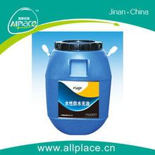 Allplace china manufacturer water based waterproof varnish