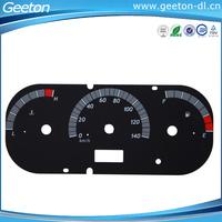 Custom Screen Printing PC Auto Tractor Instrument Panel