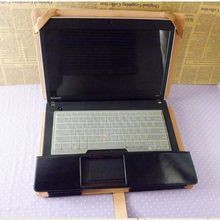 Leather shockproof cover for laptop bag PU protective for Lenovo computer pc wholesale