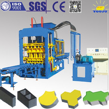 made in china brick making line/automatic stone dust brick making machine for sale